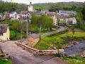 Dorf im Aubrac