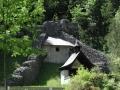 Ruine der Festung Strub