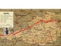 Karte Jakobsweg Österreich