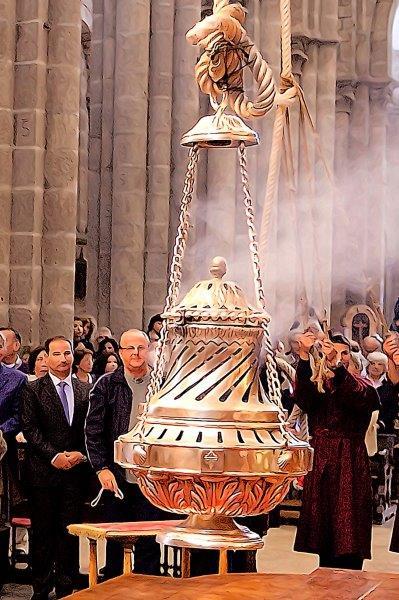 Pilgermesse Santiago de Compostela