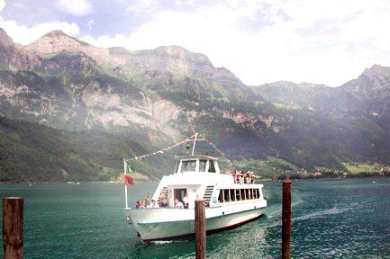Jakobsweg Zentralschweiz