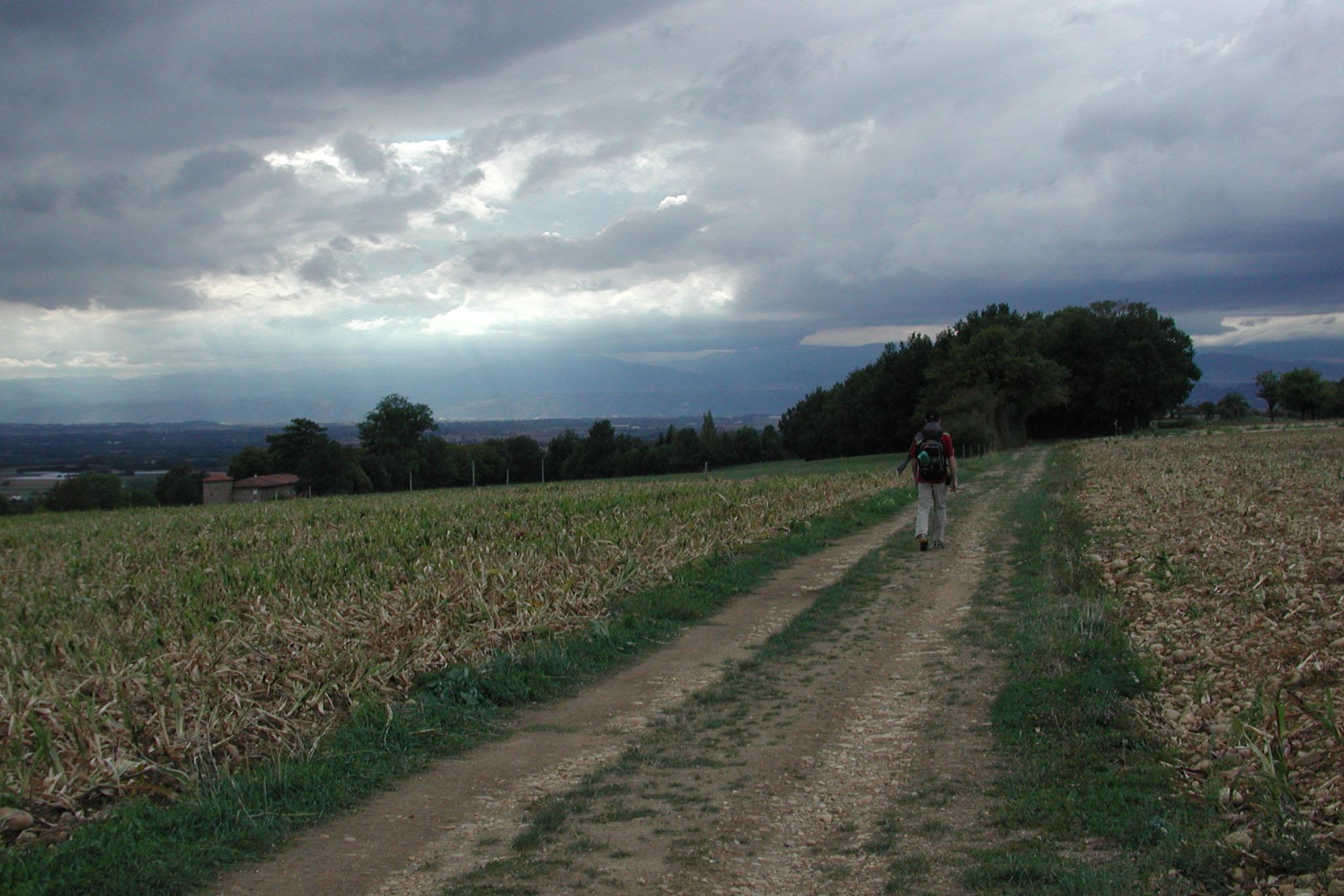 Jakobsweg Frankreich: Rhone-Alpes