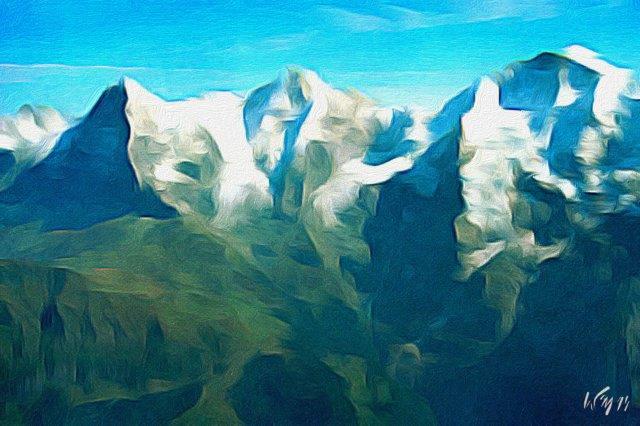 Eiger-Mönch-und-Jungfrau