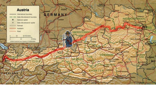 Jakobsweg Oberosterreich Salzburg Jakobsweg Or At